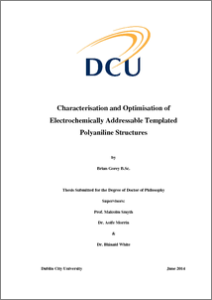 Polyaniline phd thesis